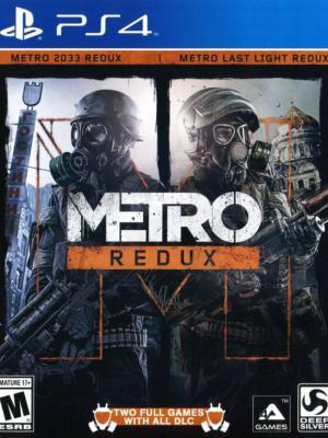 Metro Redux ps4 Primaria