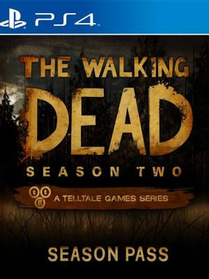 The Walking Dead: Season Two ps4 primaria