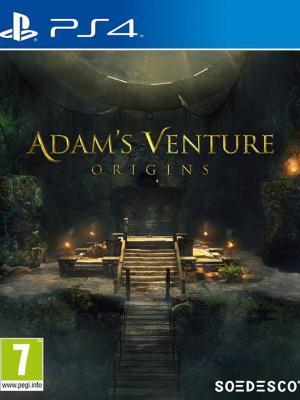 Adam's Venture: Origins ps4 Primaria