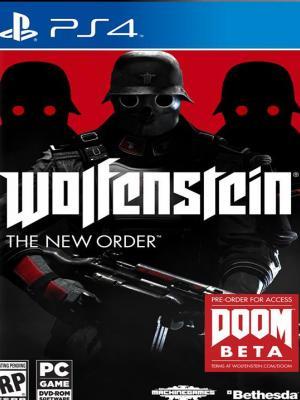 Wolfenstein: The New Order PS4