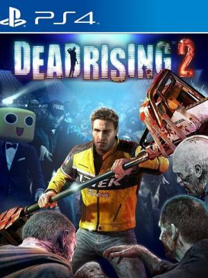 Dead Rising 2 Off The Record PS4