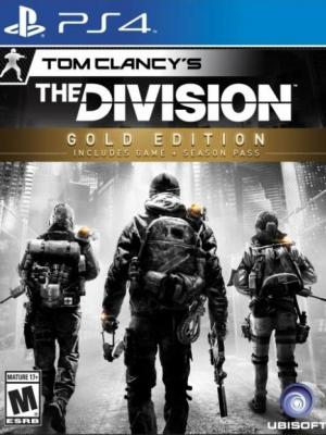 Tom Clancy's The Division Gold Edition Ps4 Primaria
