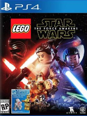 LEGO Star Wars The Force Awakens Ps4 Primaria