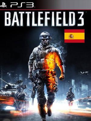 Battlefield 3 versión en español PS3