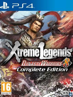 DYNASTY WARRIORS 8: Xtreme Legends Complete Edition Ps4 Primaria