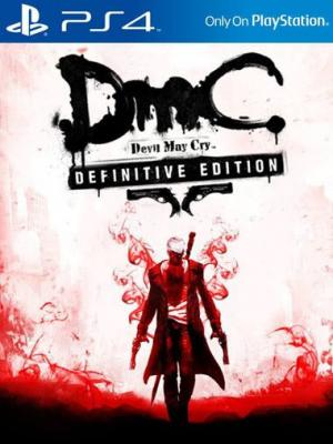 DmC Devil May Cry: Definitive Edition PS4 Primaria
