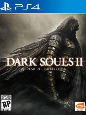 DARK SOULS II: SCHOLAR OF THE FIRST SIN PS4 PRIMARIA