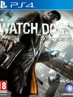 Watch Dogs PS4 Primaria