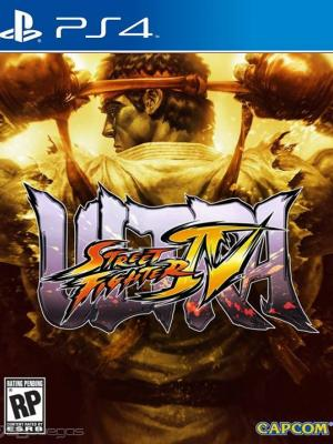 Ultra Street Fighter IV PS4 PRIMARIA