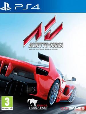 Assetto Corsa PS4 PRIMARIA