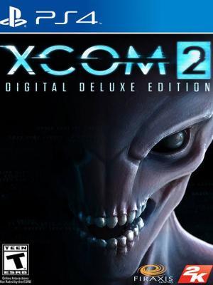XCOM 2 Digital Deluxe Edition PS4 PRIMARIA