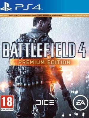 Battlefield 4 Edición Premium Ps4