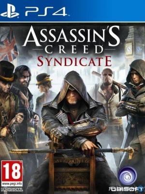 Assassin's Creed Syndicate PS4 PRIMARIA