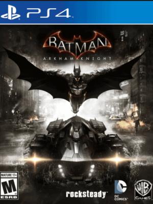 Batman: Arkham Knight  PS4 PRIMARIA
