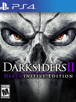 Darksiders II Deathinitive Edition PS4 PRIMARIA