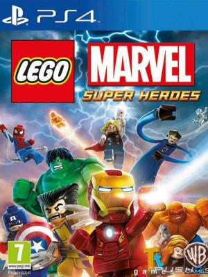 LEGO® Marvel Super Heroes PS4 PRIMARIA