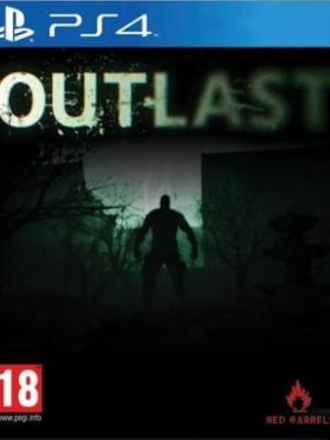 Outlast PS4 PRIMARIA