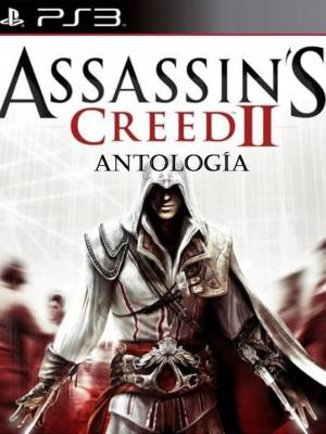 Antología Assassin's Creed II PS3