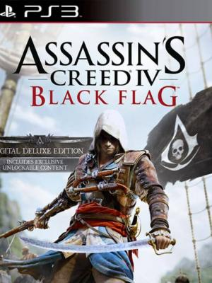 Assassin's Creed IV Black Flag - Deluxe Edition PS3