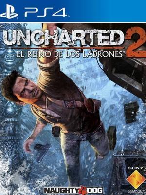 Uncharted 2: El reino de los ladrones remasterizado PS4