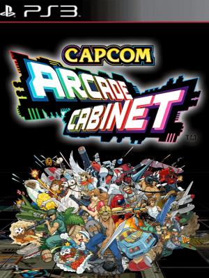 15 juegos en 1 CAPCOM ARCADE CABINET PS3