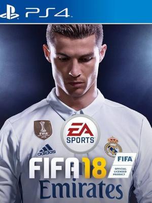 FIFA 18 PS4 Primaria