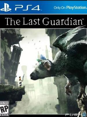 The Last Guardian PS4 PRIMARIA