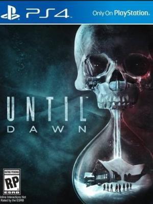 Until Dawn PS4 PRIMARIA