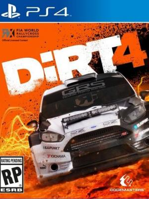 DiRT 4 PS4 PRIMARIA