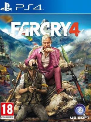 Far Cry 4 PS4 PRIMARIA