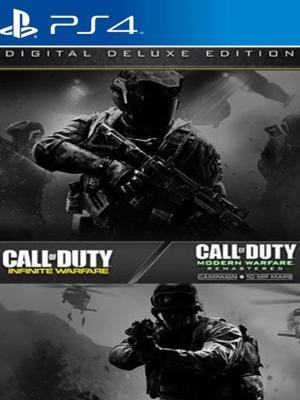 Call of Duty : Infinite Warfare - Digital Deluxe PS4
