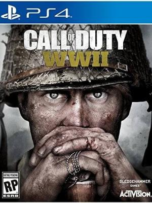 Call of Duty WWII Ps4 Primaria