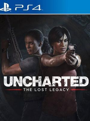 UNCHARTED: The Lost Legacy Ps4 Primaria