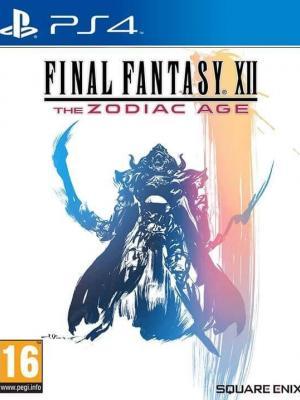 Final Fantasy XII The Zodiac Age PS4 PRIMARIA