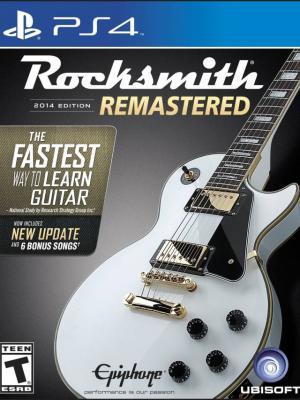 Rocksmith 2014 Edition  Remastered PS4 PRIMARIA