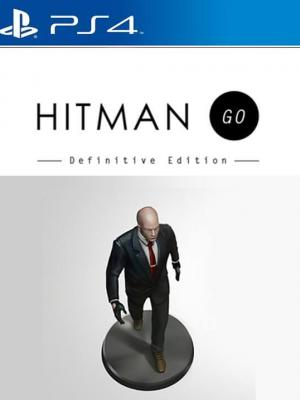 Hitman GO: Definitive Edition PS4