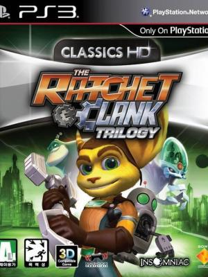 3 juegos en 1 Ratchet & Clank: Collection PS3