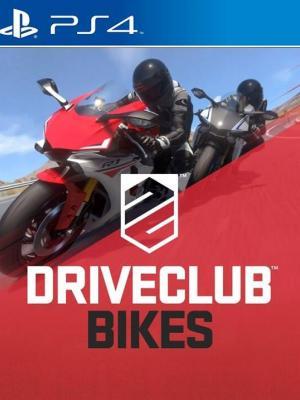 DRIVECLUB BIKES Standalone PS4 PRIMARIA