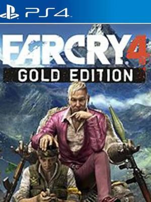 Far Cry 4 Gold Edition PS4 PRIMARIA
