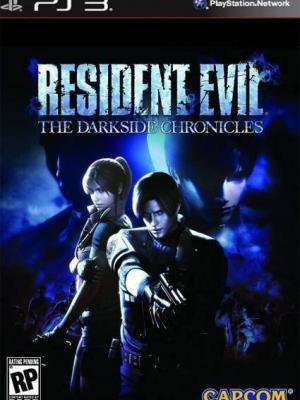Resident Evil The Darkside Chronicles PS3