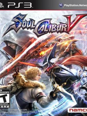 SOULCALIBUR V PS3