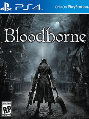 Bloodborne PS4 PRIMARIA