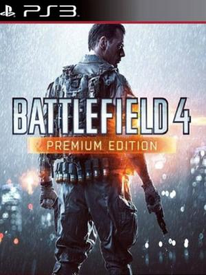 Battlefield 4 Premium Edition PS3
