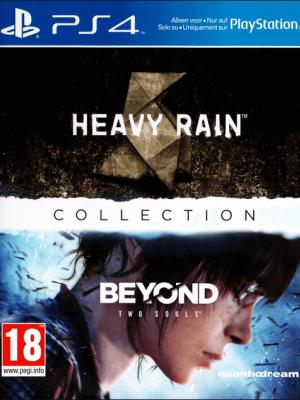 2 JUEGOS EN 1 Heavy Rain + Beyond: Dos almas PS4 PRIMARIA