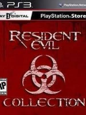 10 Juegos en 1 Resident Evil Super pack  PS3