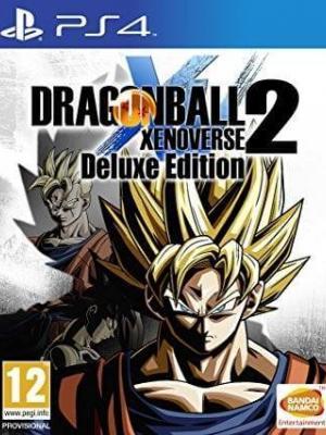DRAGON BALL XENOVERSE 2 mas Pase de Temporada PS4