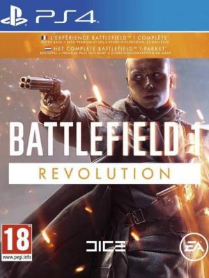 Battlefield 1 Revolution PS4 PRIMARIA