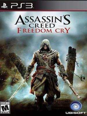 Assassin's Creed Freedom Cry PS3