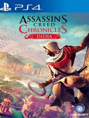 Assassin's Creed Chronicles India PS4