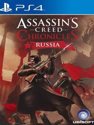 Assassin's Creed Chronicles Russia PS4